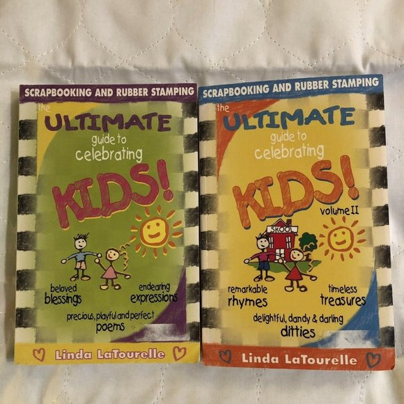 The Ultimate Guide to Celebrating Kids Vol I & II